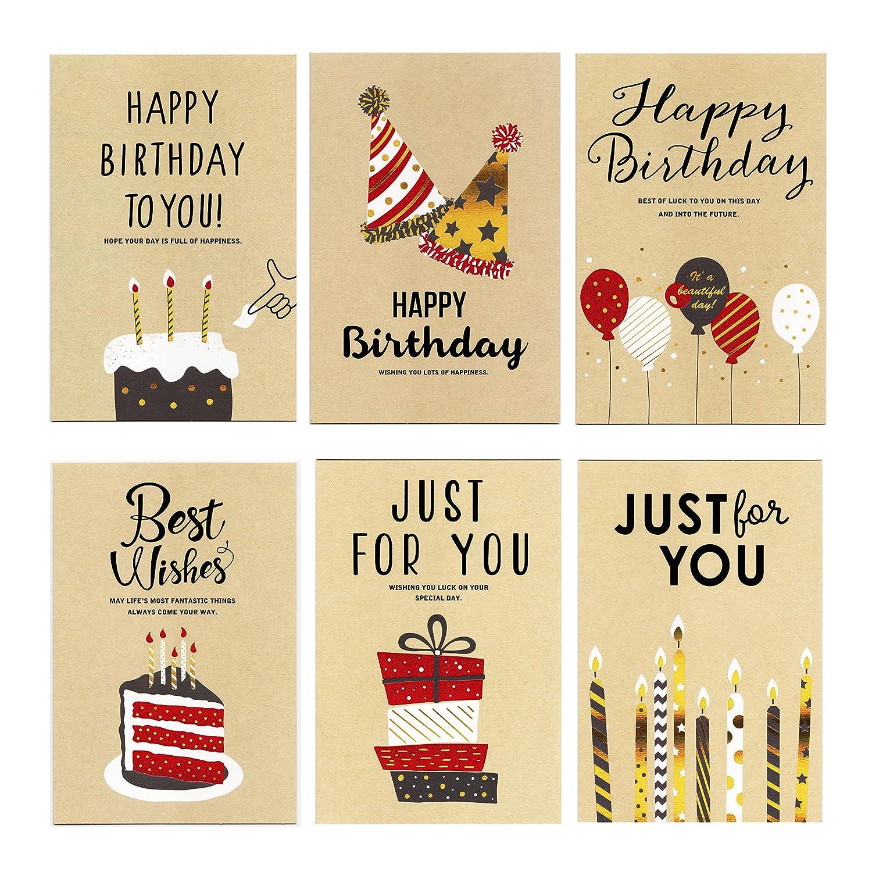 Amazon Birthday Card