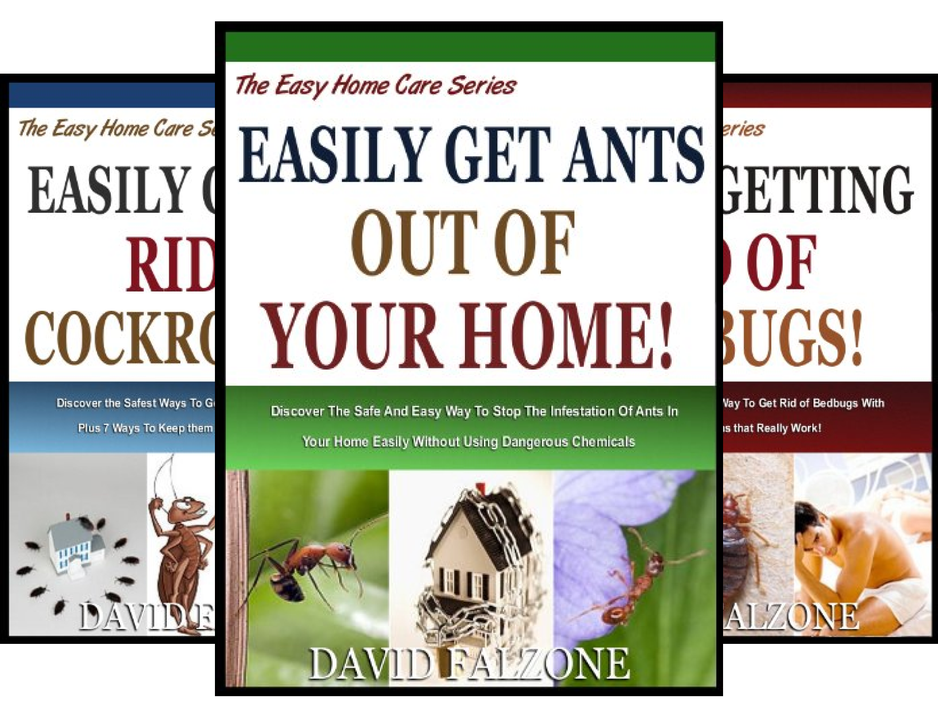 The Easy Home Care Series (5 Book Series)