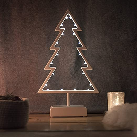 snowera led decorative lights small led christmas tree made of plastic cordless christmas lights