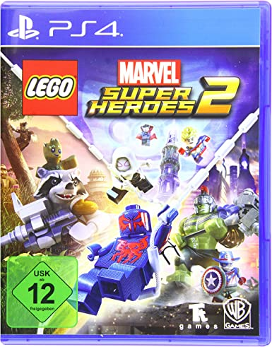 LEGO Marvel Superheroes 2 - PlayStation 4 [Importación alemana]: Amazon.es: Videojuegos