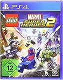 Warner Bros Lego Marvel Super Heroes 2 PS4