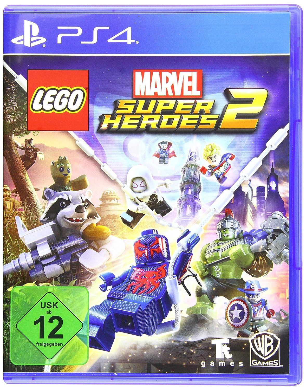 Lego Marvel Super Heroes 2 PS4 USK
