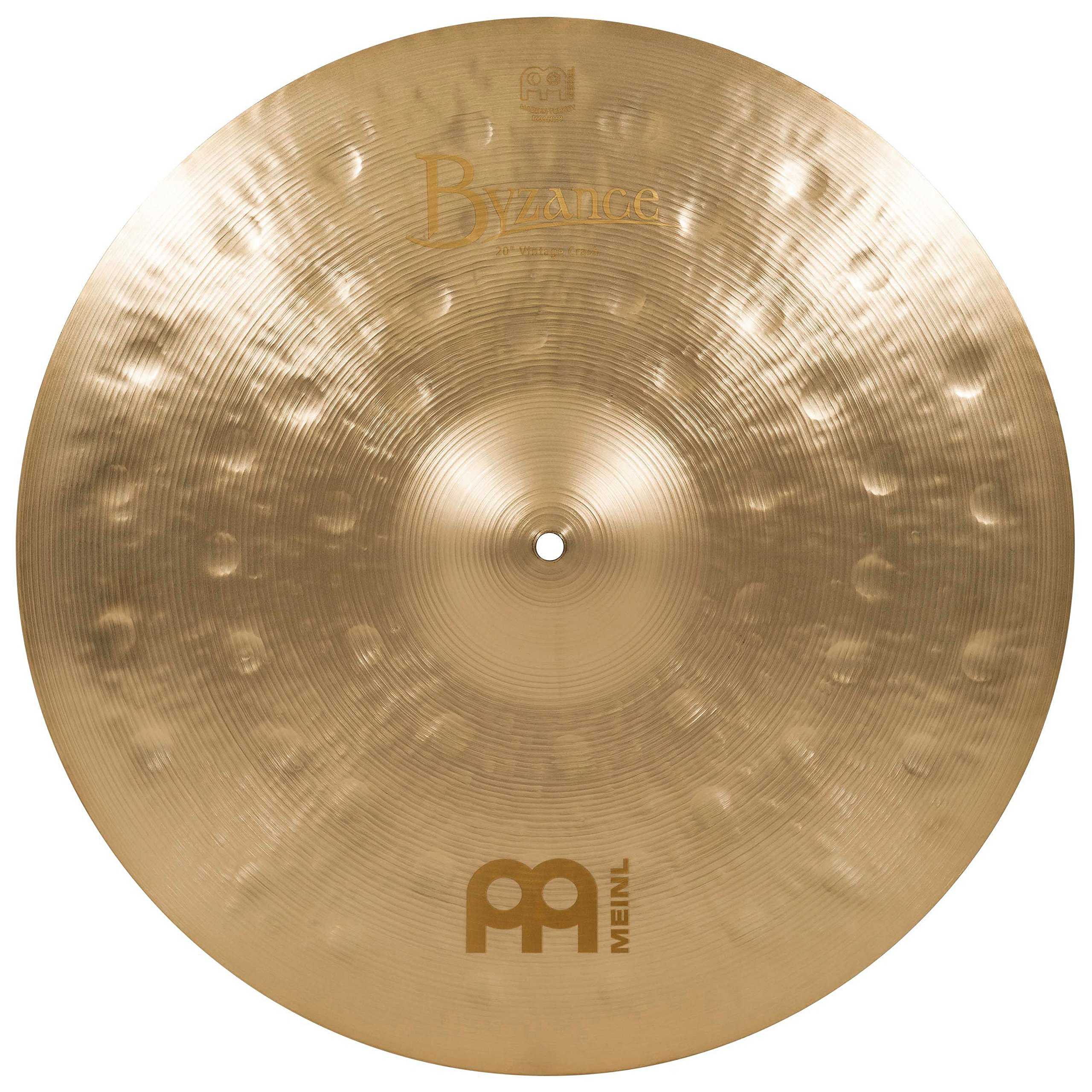 Meinl Cymbals B20VC Byzance 20-Inch Vintage Crash Cymbal (VIDEO)
