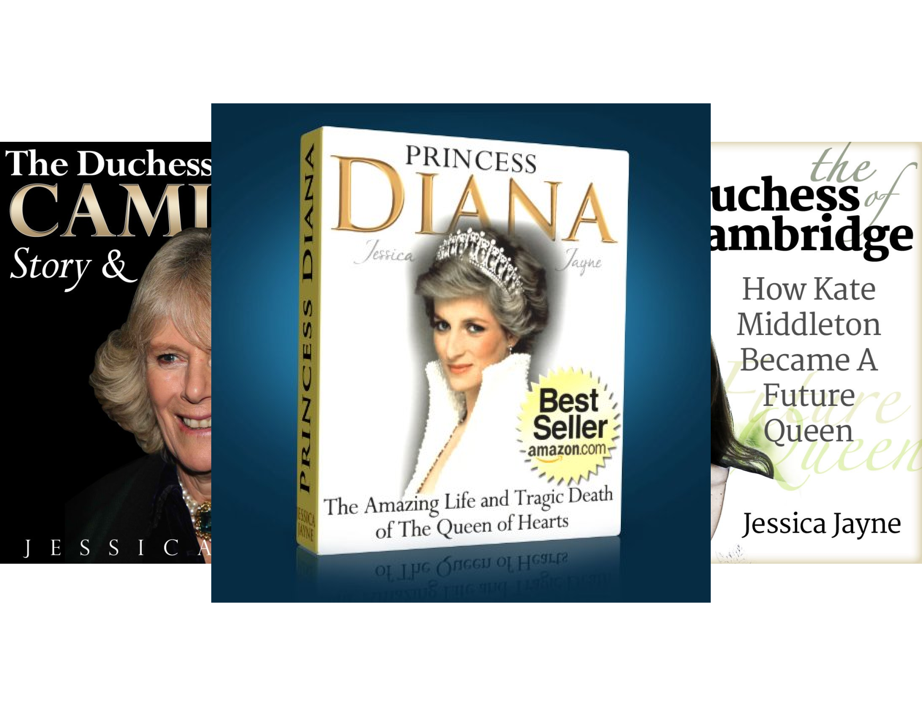 Royal Princesses (4 Book Series)