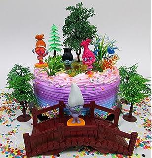 Amazon.com: Trolls it s Party Time tarjeta de cumpleaños ...