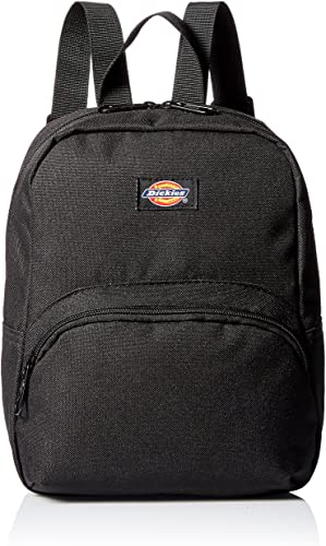 Dickies Mini Backpack, Black, One Size