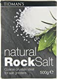 Tidmans Natural Rock Salt, 500 g