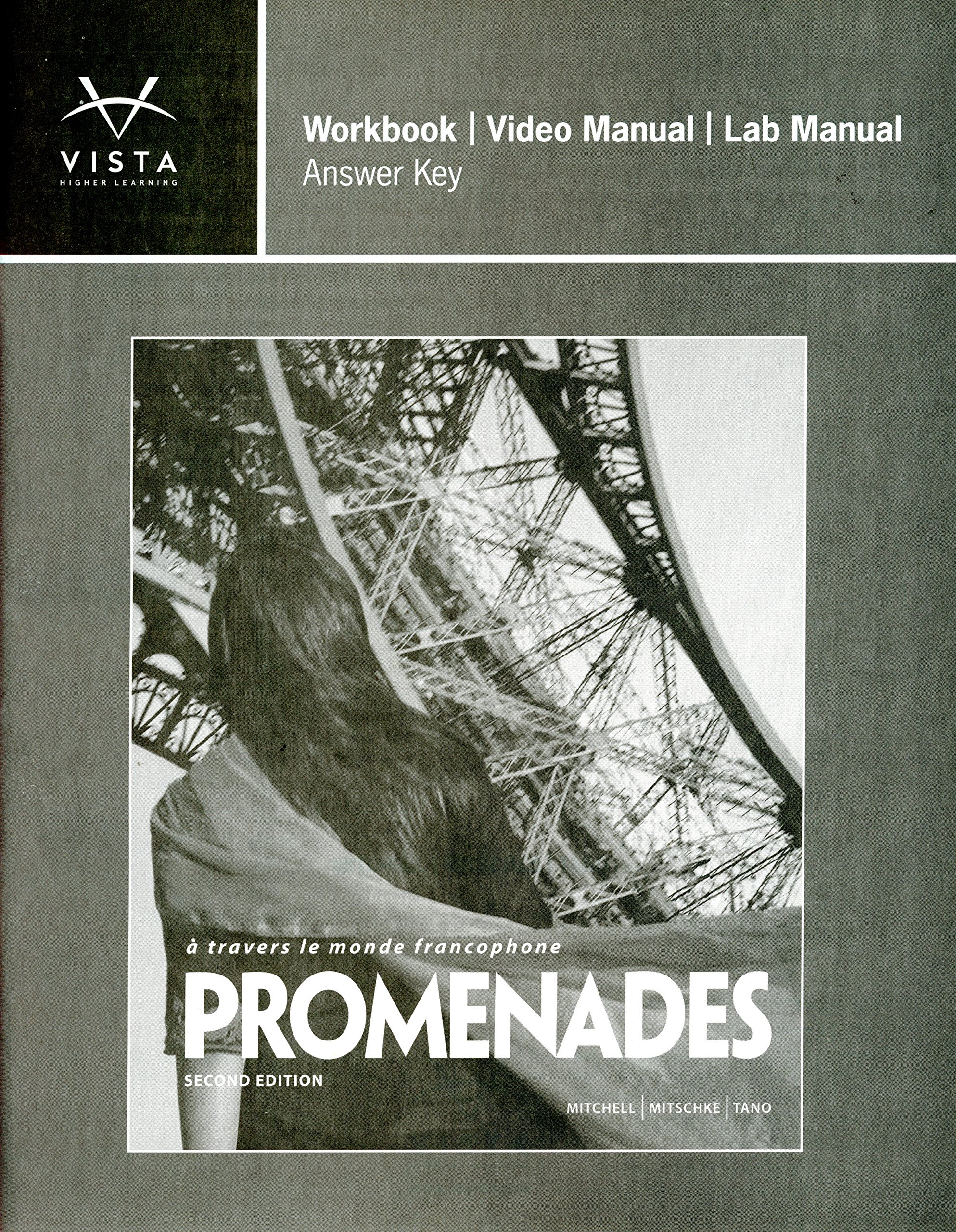 Promenades 2nd answer key for workbookvideo and lab manual vhl promenades 2nd answer key for workbookvideo and lab manual vhl 9781618570192 amazon books fandeluxe Gallery
