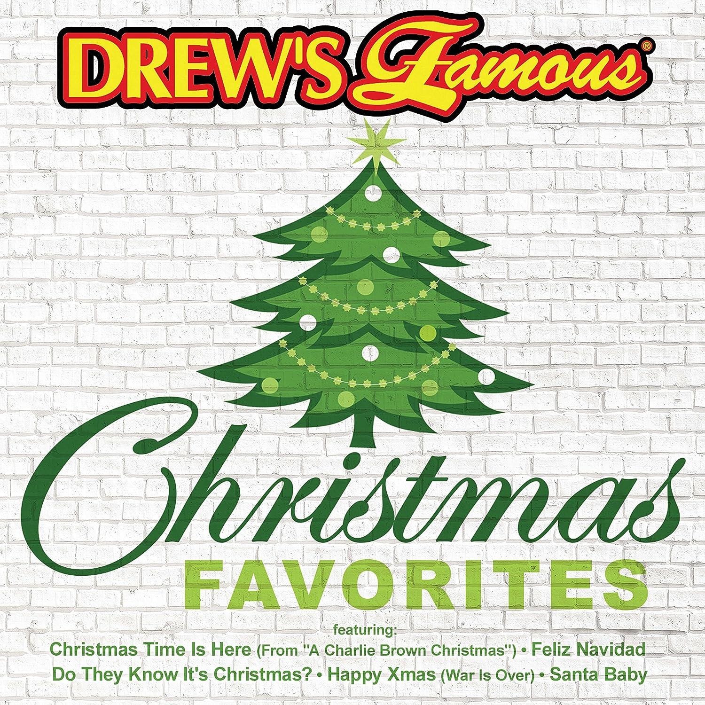 The Hit Crew - Drew\'s Famous Christmas Favorites - Amazon.com Music