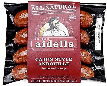 best andouille sausage brands