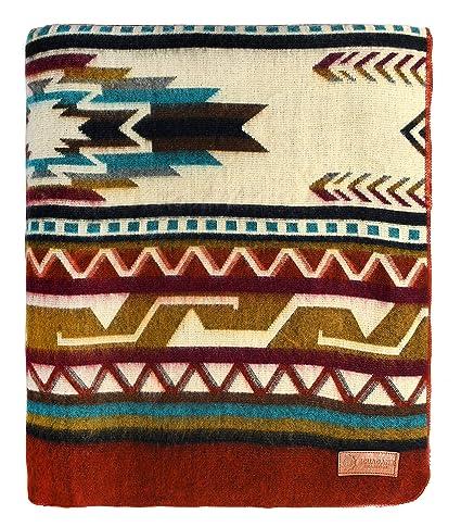Amazon.com  Ecuadane Large Southwestern Artisan Blanket 03cf90a8f