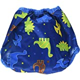 Imagine Baby Products Snap Diaper Cover, Rawr