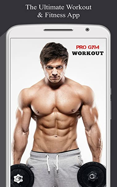 Amazon pro gym workout appstore for android