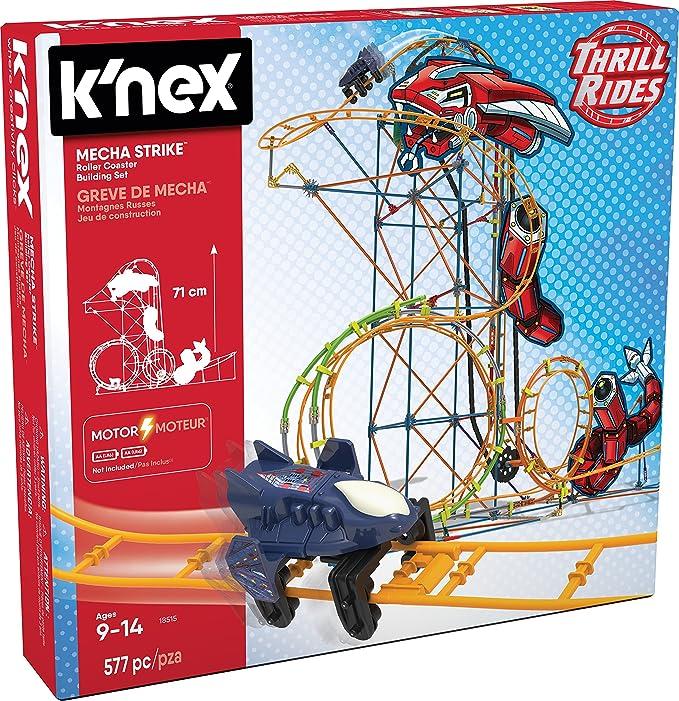 Knex 18515 Mecha Strike Roller - Juego de construcción de ...