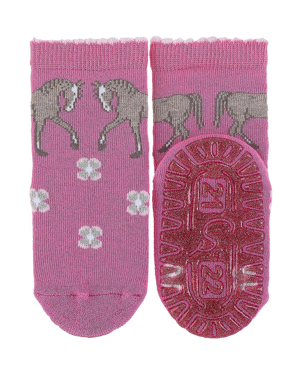 para Beb/és Sterntaler Chaussettes Antid/ãrapantes Avec Paillettes Air Cheval Calcetines casual