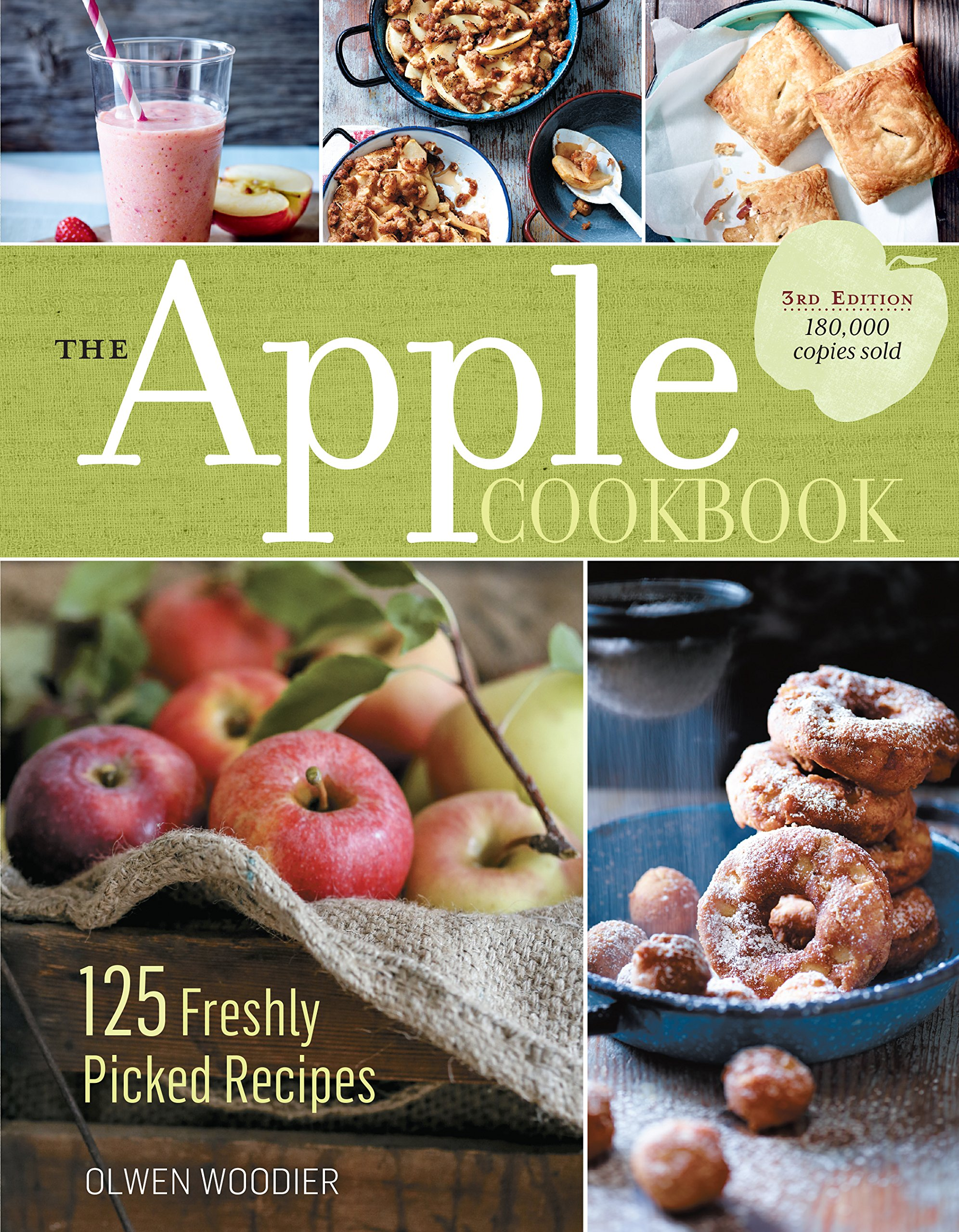 The Apple Cookbook | Image courtesy Amazon seller/author Olwen Woodier