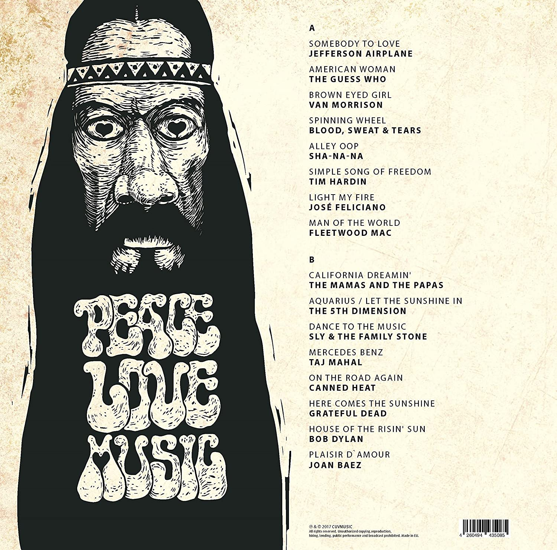Love, Peace, Music : Varios, Varios: Amazon.es: Música