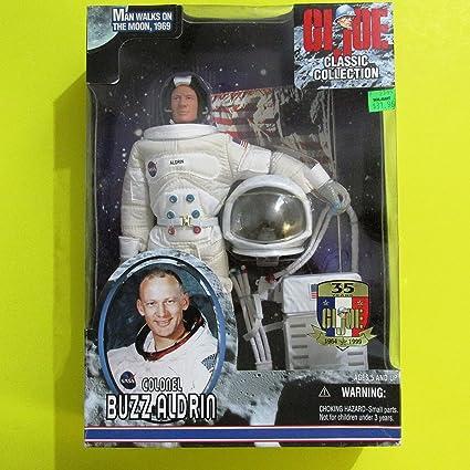 Amazon.com: Gi Joe Classic Collection Coronel Buzz Aldrin ...