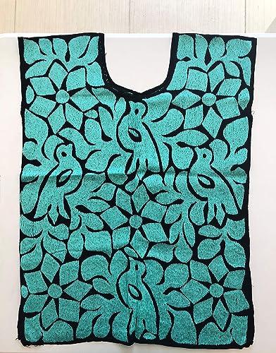 blusa bordada Jalapa de Díaz Oaxaca  Amazon.com.mx  Handmade 644ac6788da1d