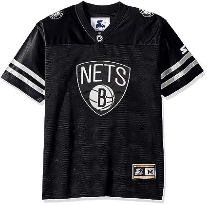 Amazon.com   STARTER NBA Men s Heritage Football Jersey   Sports ... a9cdd2cb3