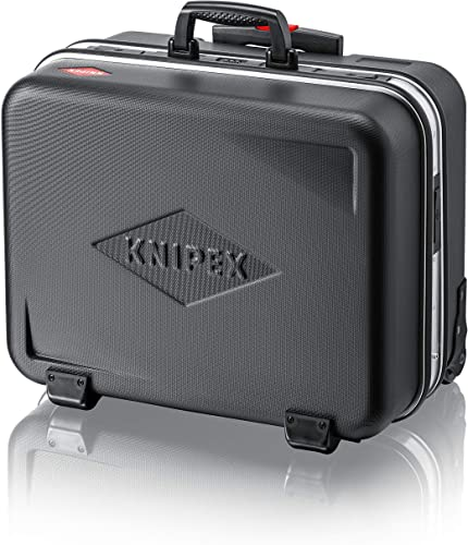 Knipex 00 21 41 LE Tool Case BigTwin-Move empty