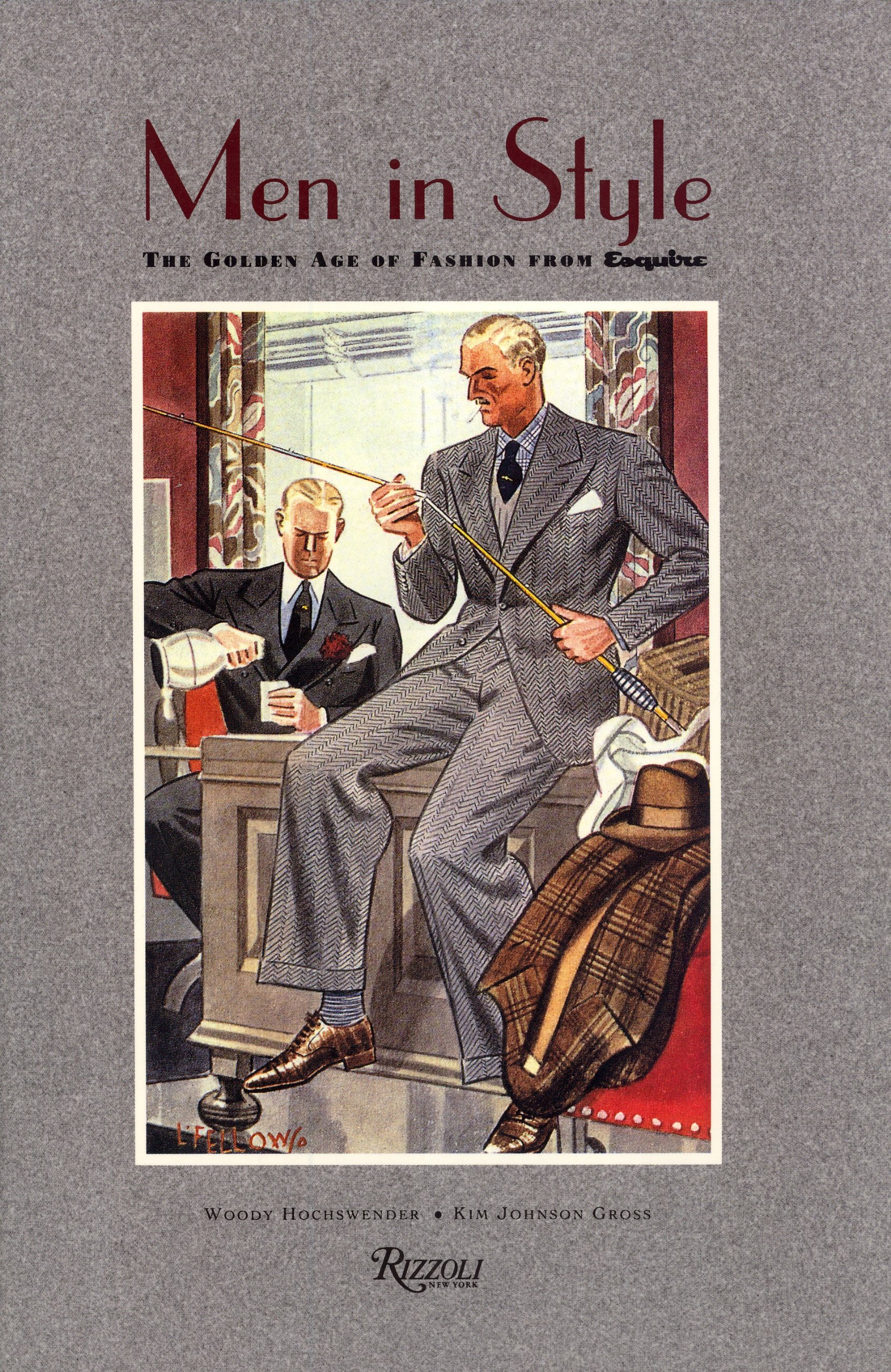 Men in Style  The Golden Age of Fashion from Esquire  Woody ... a8a16d413