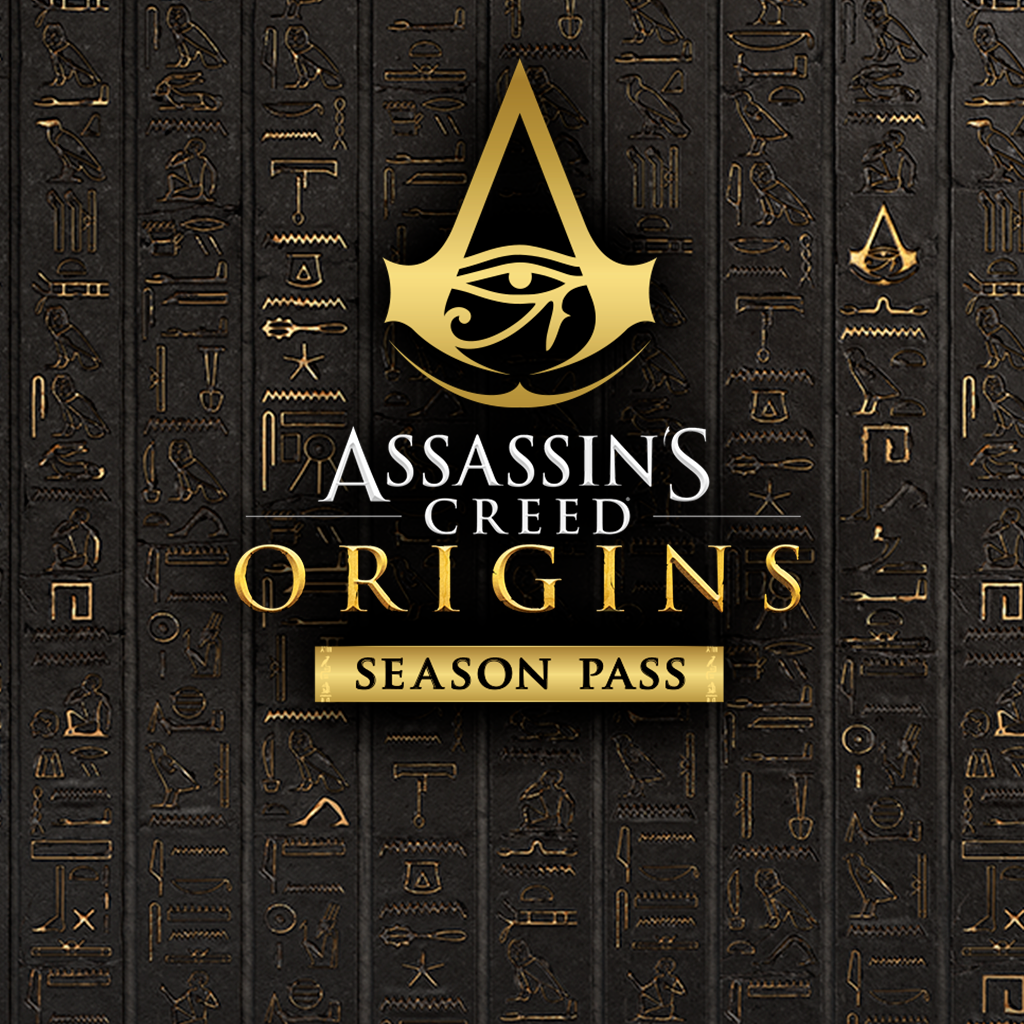 Assassin's Creed Origins – Season Pass [Online Game Code]