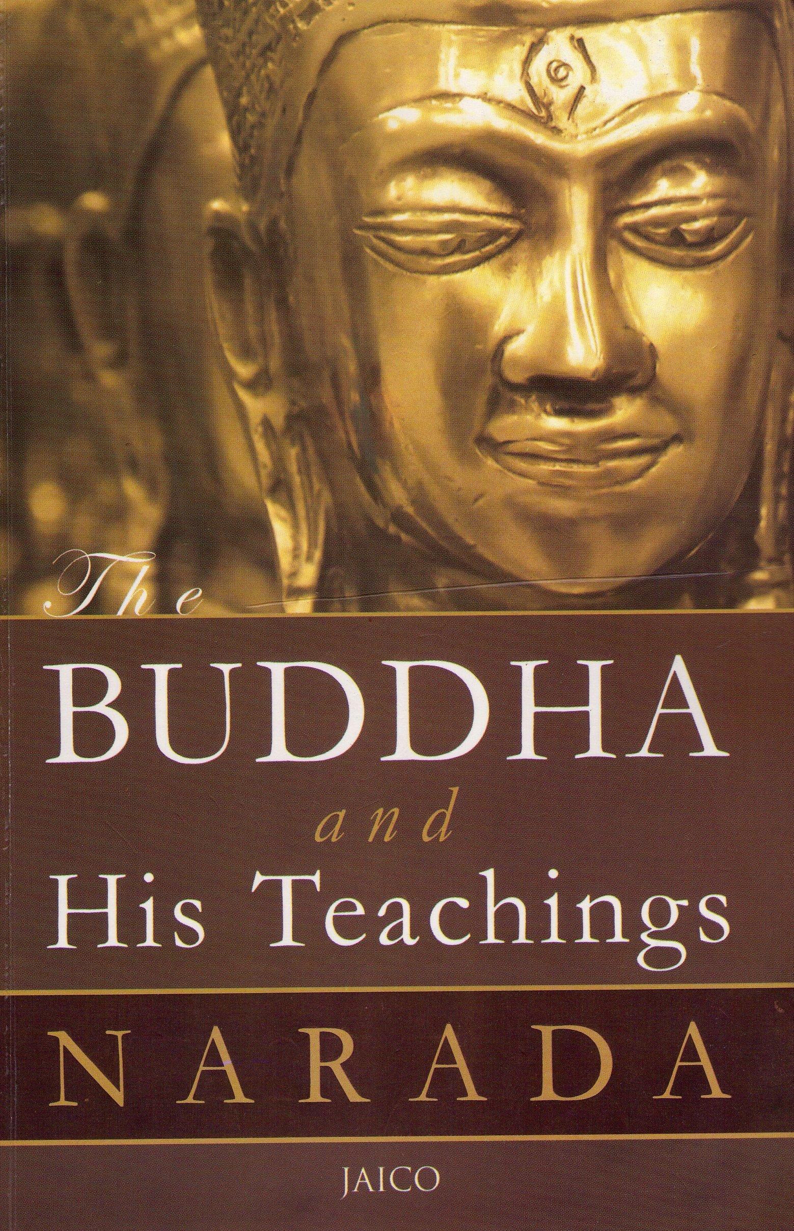 Narada Buddha Teachings cover art