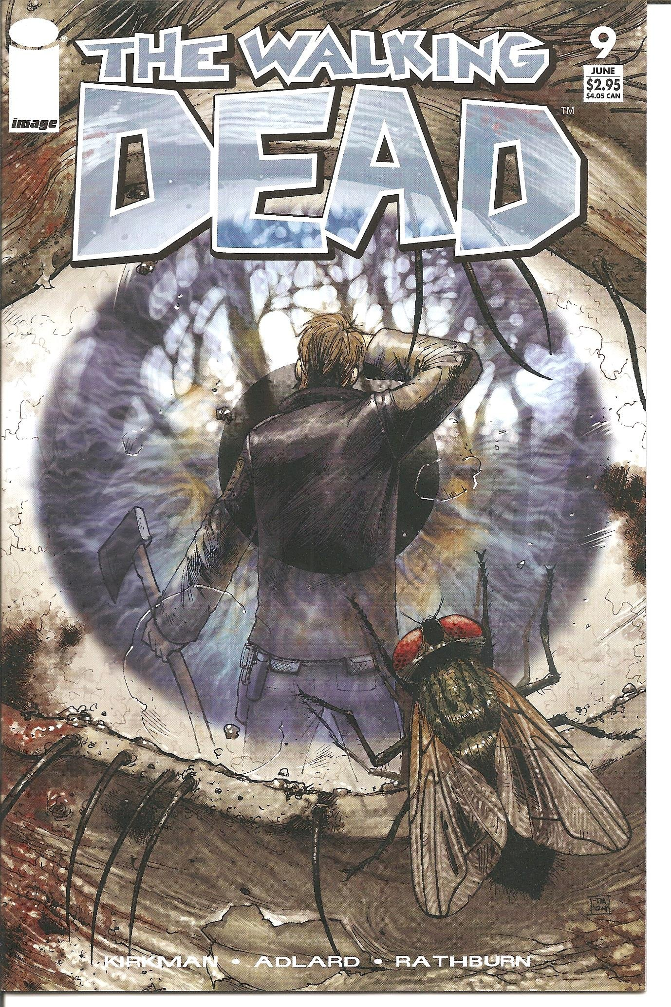 Read Online Walking Dead #9 1st Printing! NM Kirkman (Walking Dead, 1) ebook
