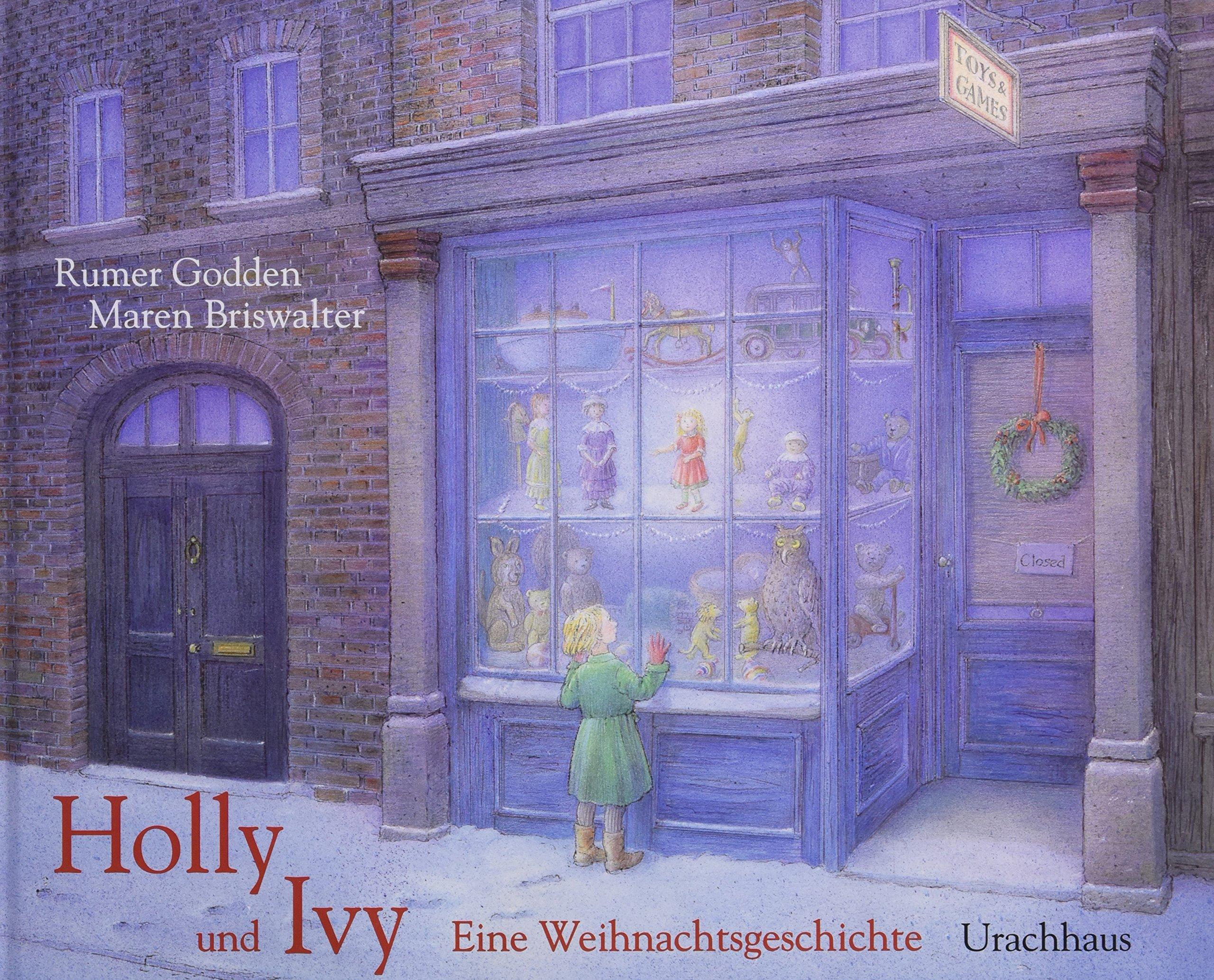Holly und Ivy: Eine Weihnachtsgeschichte: Amazon.de: Margret Rumer ...