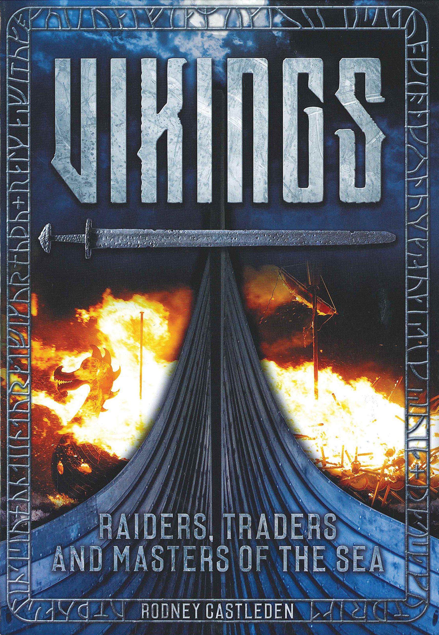 Vikings: Warriors, Raiders & Masters of the Sea pdf epub