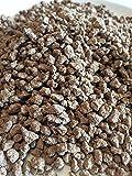 nourriture poisson en granule de 4/5 mm composition 50 % Larves entières déshydratées Hermetia Illucens et 50% de végétaux et d'algue 400g nourriture complémentaire Utilisation: pour poissons de bassin , oiseaux, rongeur omnivore et Reptile ...