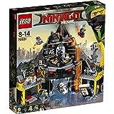 LEGO Ninjago Movie Garmadon's Volcano Lair 70631 Playset Toy