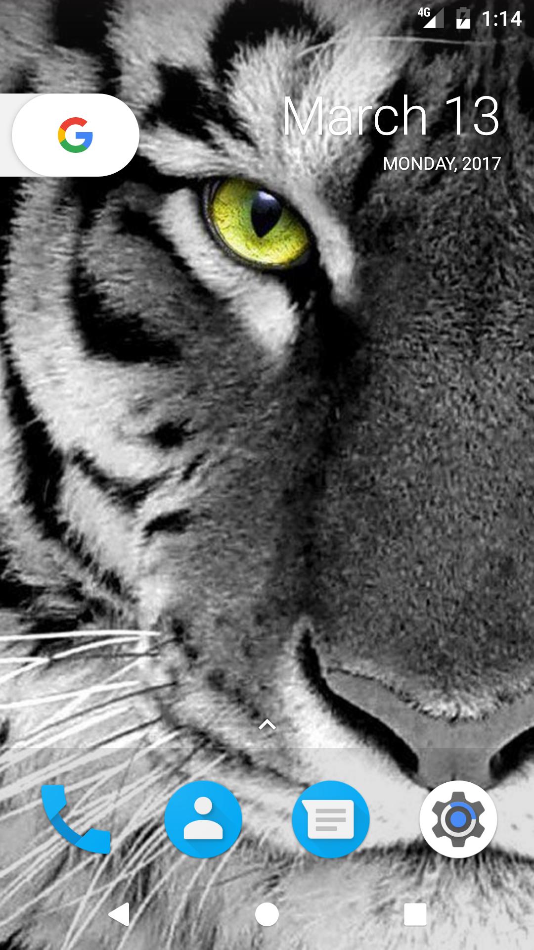 Unduh 4000+ Wallpaper Hd Android Tiger  Terbaik