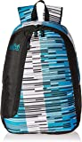Wildcraft Grid Squares 31 Ltrs Black Casual Backpack (8903338015703)