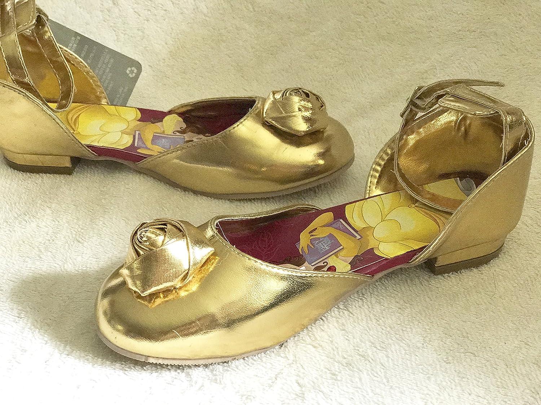 Disney, Die Schöne und das Biest, Belle Kostüm Schuhe für Mädchen ...