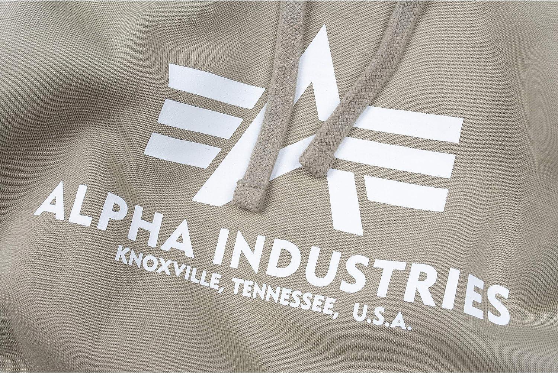 Sudadera Basic Alpha Industries Hombres Ropa superior