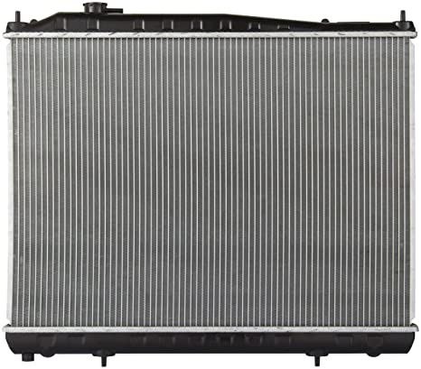 Amazon.com: Spectra Premium CU2459 Complete Radiator for Nissan Infinity/Pathfinder: Automotive