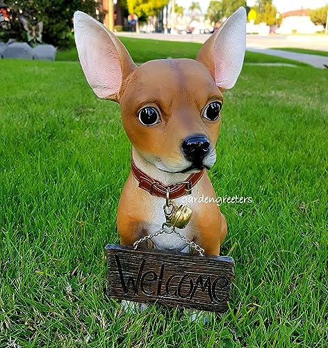 Chihuahua Statue Chihuahua Figurine