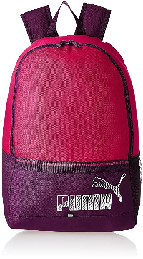 3a8df397a5 Puma 23 Ltrs Love Potion-Dark Purple Laptop Backpack (7441322)  Amazon.in   Bags