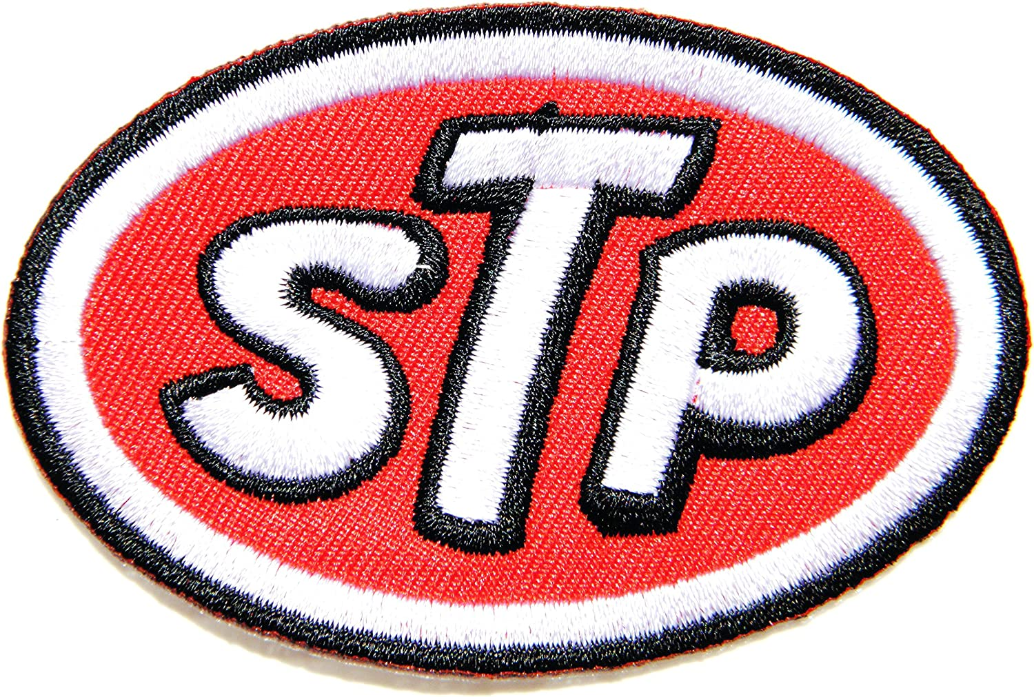 Racing Team embroidered cloth patch.
