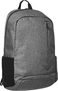 AmazonBasics Everday Backpack for Laptops up to 15-Inches - Grey
