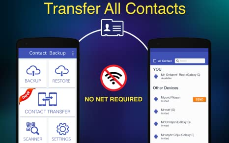 Amazon com: Contact Backup: Appstore for Android