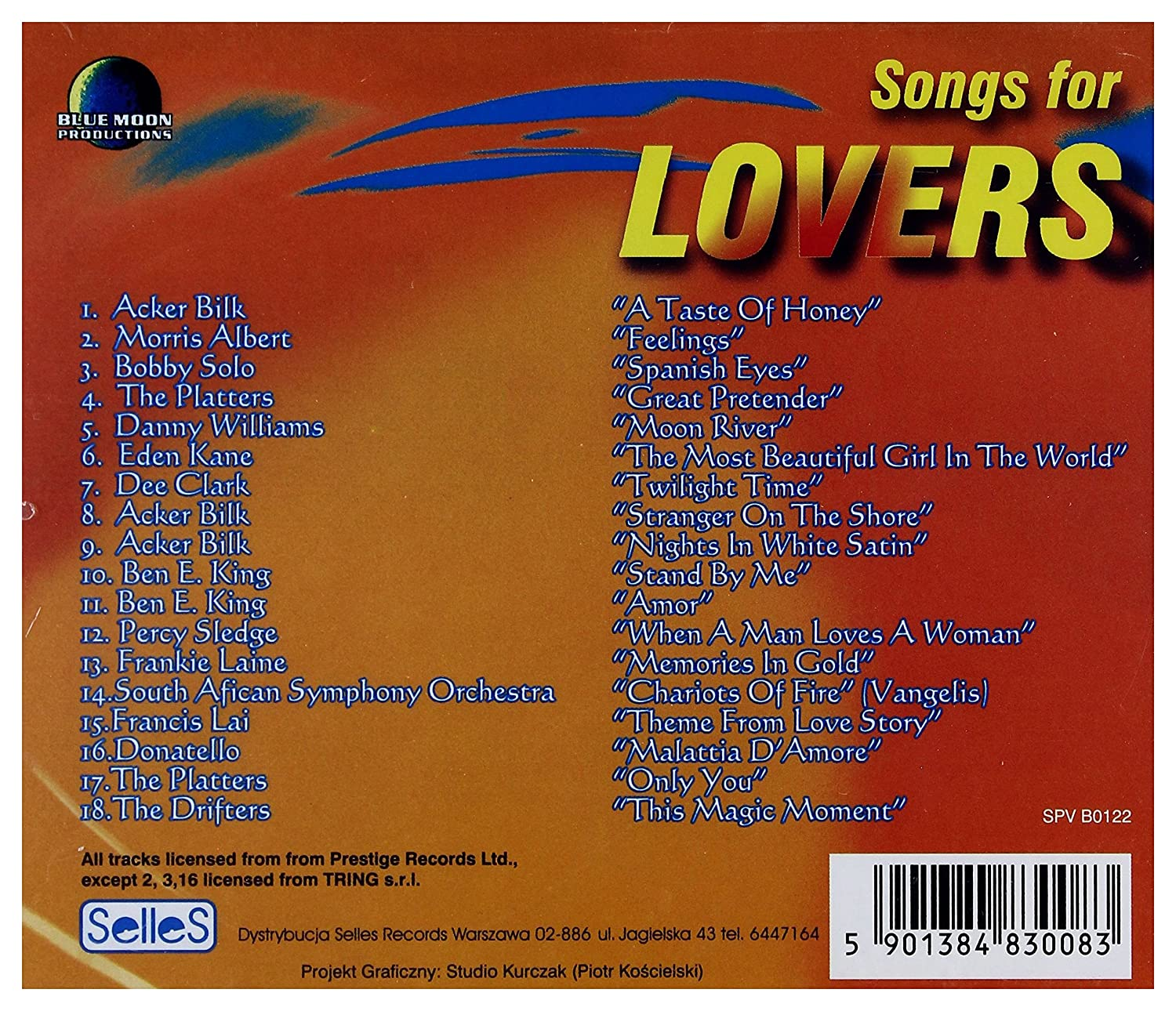 Various Artists - Songs For Lovers [CD] - Amazon com Music
