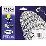 Epson C13T79144010 - Cartucho de tinta, color amarillo