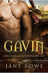 Gavin: A BBW BWWM Billionaire Paranormal Pregnancy Romance (Dragon Shifter Brothers Book 1) Kindle Edition