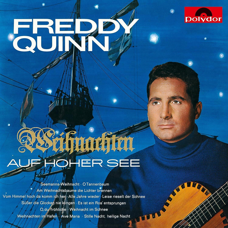 Weihnachten auf Hoher See - Freddy Quinn: Amazon.de: Musik