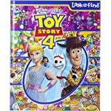 Disney Pixar - Toy Story 4 Look and Find Activity Book - PI Kids