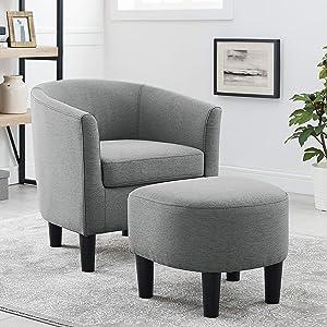 Oadeer Home Sofas, gray