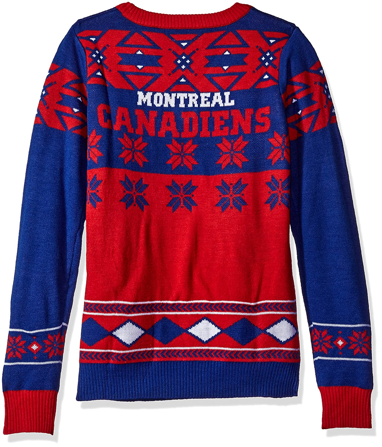 Klew NHL Busy Block Ugly Sweater: Amazon.ca: Sports & Outdoors